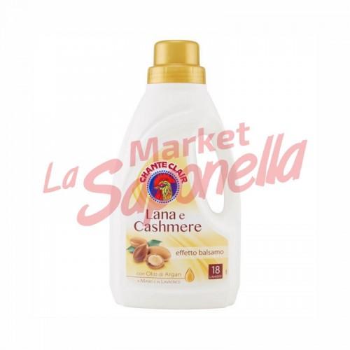 Detergent cu argan lana si casmir Chante Clair -900 ml